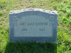 Amy Jane Brower
