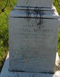 Adah <I>Skinner</I> Spencer