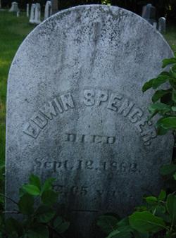 Edwin Spencer