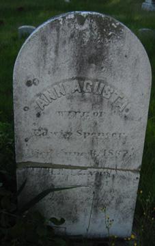Anna Agusta Spencer