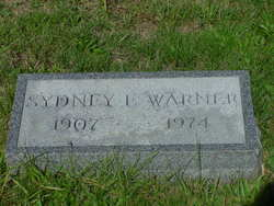 Sydney E. Warner