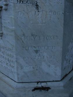 Emily <I>Stokes</I> Spencer