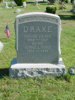 Jennie L. <I>Ford</I> Drake