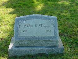 Myra E. Stille