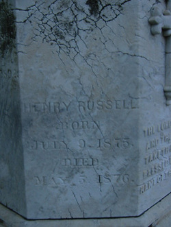 Henry Russell