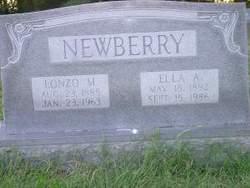 Ella A. Newberry