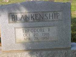 Theodore R. Blankenship