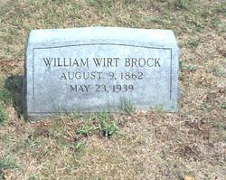 William Wirt Brock
