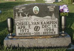 """Christopher Lynn """"Chris"""" VanKampen"""