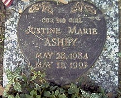 Justine Marie Ashby