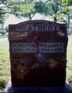 William Frogg'e    Buck Neathery