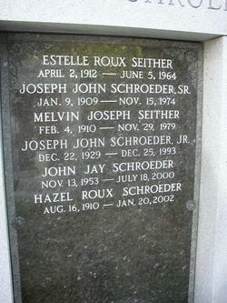 Melvin Joseph Seither