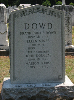 Marion Louise Dowd