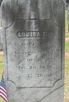 Louisa M. Dowd