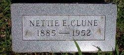 Nettie E Clune