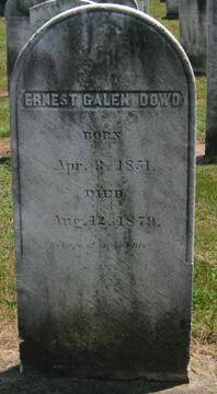 Ernest Galen Dowd
