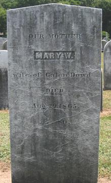 Mary Ward Dowd