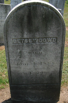 Betsey Dowd