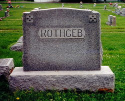 William Vance Rothgeb