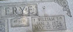 William Issac Frye