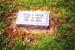 Huda R Vance