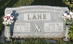 Genevieve Claudine <I>Farmer</I> Lane