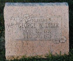 George W. Taber