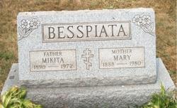 Mary <I>Zarick</I> Besspiata