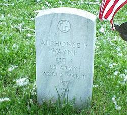 Alphonse F Wayne