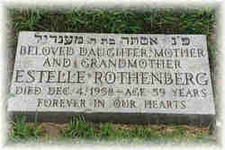Estelle Rothenberg