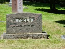 George W Yocum