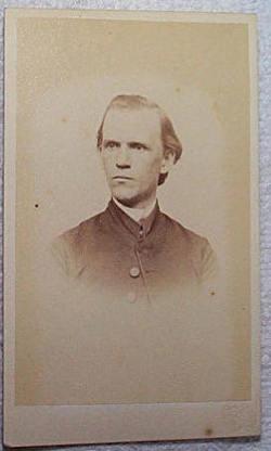 Rev Reuben M. Powers