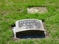 Elizabeth <I>Symm</I> Kane