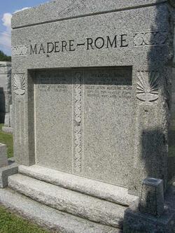 Sally Ann <I>Madere</I> Rome