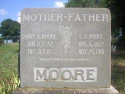 Mary A. Moore