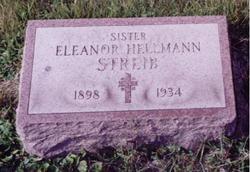 Eleanor (ELINORA) Margarite <I>HELLMANN</I> Streib