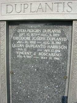 Theodore Joseph Duplantis