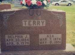 Delphia Jane Terry