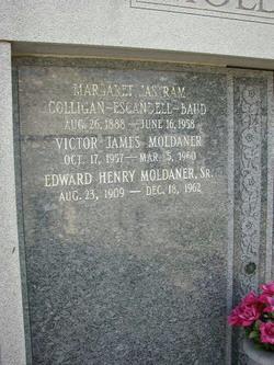 Edward Henry Moldaner, Sr