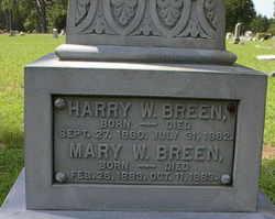 Mary W Breen