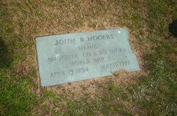 John Bernard Mooers