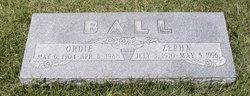 Margaret Zepha Ball