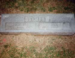 Lela Elizabeth <I>Carlisle</I> Poteet