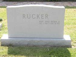 Wilie Jones Rucker, Jr