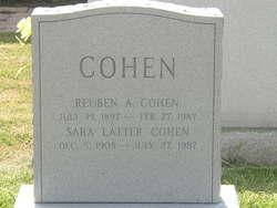 Reuben A. Cohen