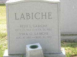 Reed L. LaBiche