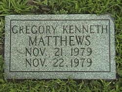 Gregory Kenneth Matthews