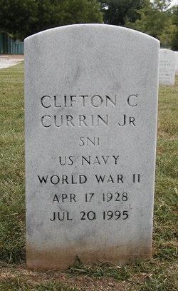 Clifton C Currin, Jr