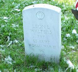 Leon LaVern Walters, Jr
