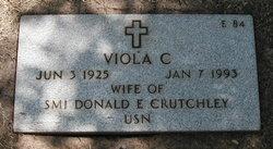 Viola C Crutchley